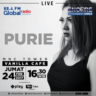 ENCORE with Purie